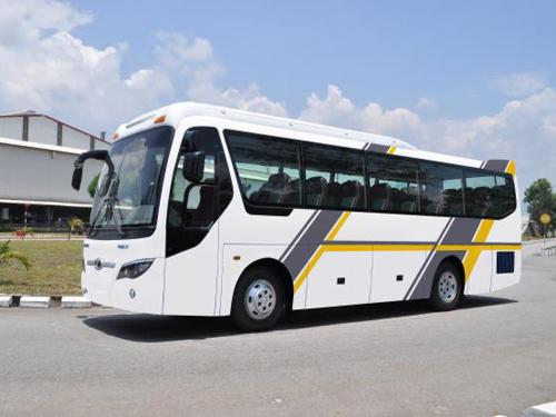 Thuê xe du lịch 29 chỗ tại TPHCM đem lại nhiều lợi ích cho người tiêu dùng